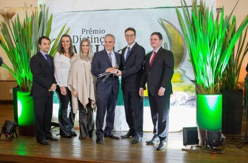 CTSul recebe Distinção Empresarial